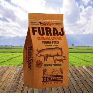 Furaje pentru porc finisare (80 - 110kg) sac 25kg